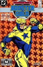 Booster Gold vol 1 # 25