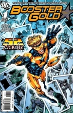 Booster Gold vol 2 # 1