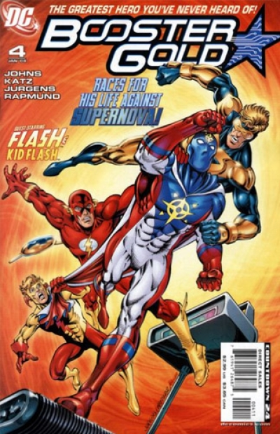 Booster Gold vol 2 # 4