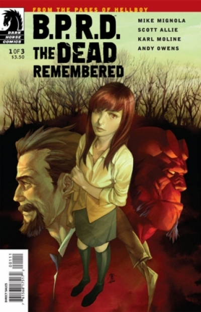 B.P.R.D.: The Dead Remembered # 1