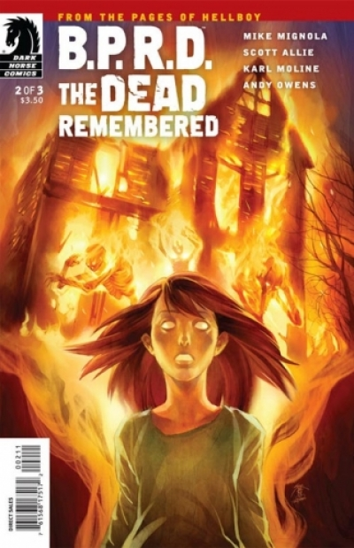 B.P.R.D.: The Dead Remembered # 2
