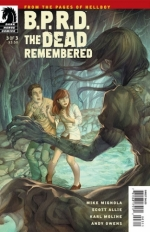 B.P.R.D.: The Dead Remembered # 3