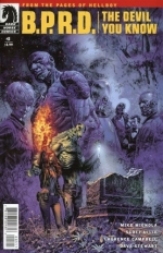 B.P.R.D.: The Devil You Know  # 5