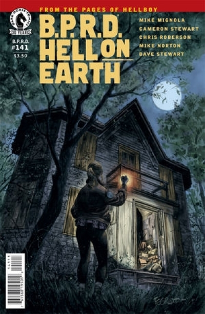 B.P.R.D. - Hell on Earth # 141