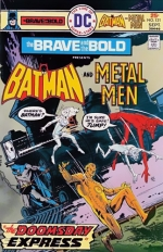 The Brave And The Bold vol  1 # 121