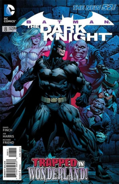 Batman: The Dark Knight vol 3 # 8
