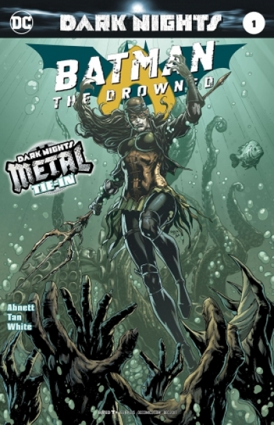 Batman: The Drowned # 1