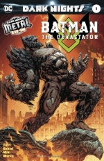 Batman: The Devastator # 1