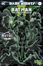 Batman: The Dawnbreaker # 1
