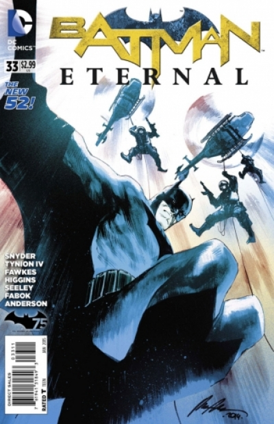 Batman Eternal # 33