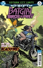 Batgirl and the Birds of Prey # 14