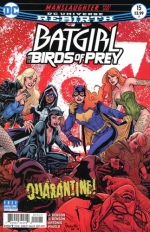 Batgirl and the Birds of Prey # 15