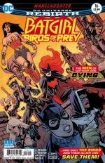 Batgirl and the Birds of Prey # 16