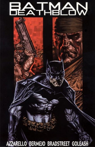 Batman/Deathblow: After the Fire # 2