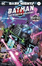 Batman: The Murder Machine # 1