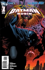 Batman and Robin vol 2 # 1