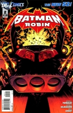 Batman and Robin vol 2 # 2