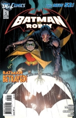 Batman and Robin vol 2 # 5