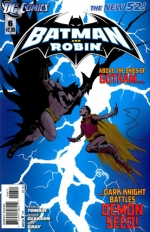 Batman and Robin vol 2 # 6