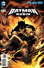 Batman and Robin vol 2 # 8