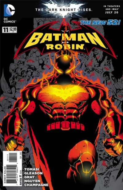 Batman and Robin vol 2 # 11