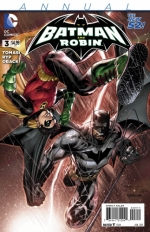 Batman and Robin Annual # 3