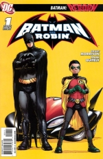 Batman and Robin vol 1 # 1