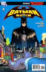 Batman and Robin vol 1 # 2
