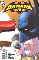 Batman and Robin vol 1 # 5