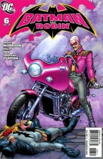 Batman and Robin vol 1 # 6