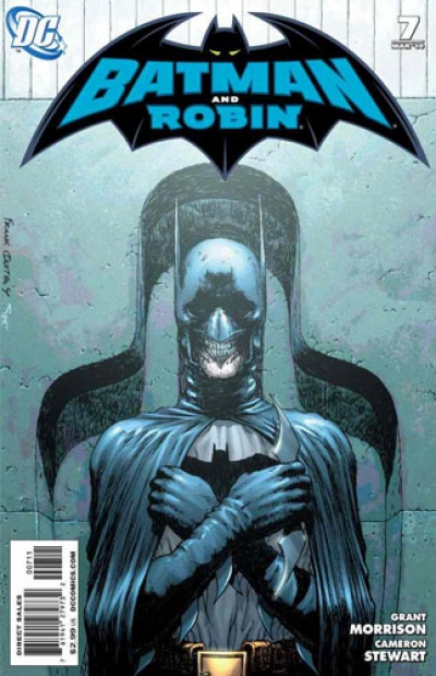 Batman and Robin vol 1 # 7