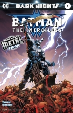 Batman: The Merciless # 1