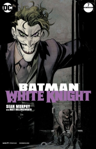 Batman: White Knight # 7