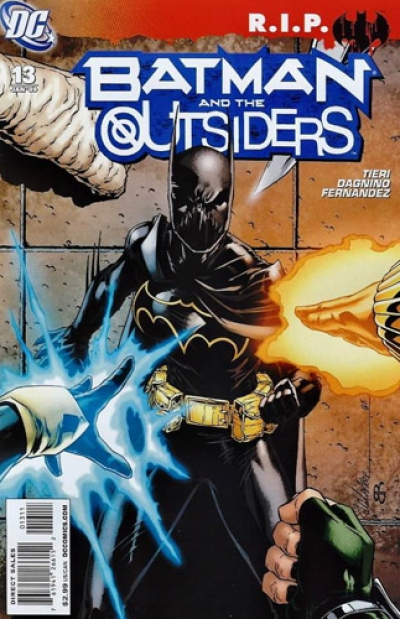 Batman and the Outsiders vol 2 # 13