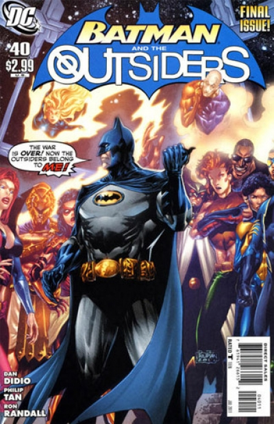 Batman and the Outsiders vol 2 # 40