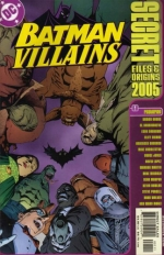 Batman Villains Secret Files and Origins 2005 # 1