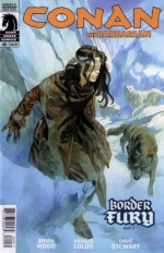 Conan the Barbarian # 9