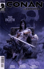 Conan the Barbarian # 10