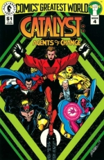 Comics' Greatest World: Golden City # 4
