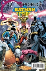 Convergence: Batman and the Outsiders  # 1