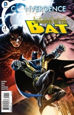 Convergence: Batman - Shadow of the Bat # 1