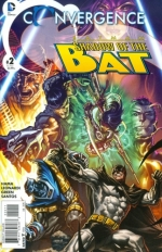 Convergence: Batman - Shadow of the Bat # 2