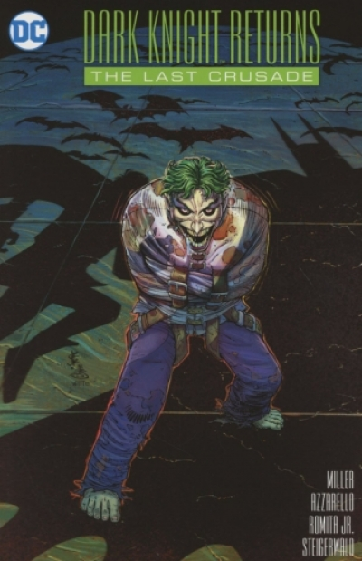 The Dark Knight Returns: The Last Crusade # 1