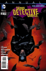Detective Comics Annual vol 2 # 2