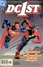 DC First: Flash/Superman # 1