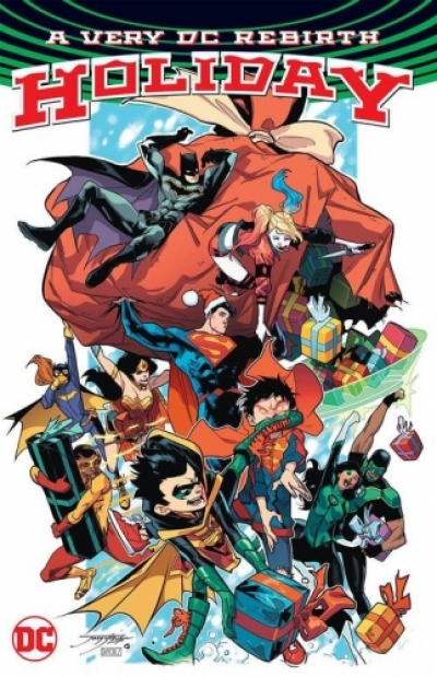 DC Rebirth Holiday Special # 1