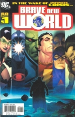 DCU: Brave New World # 1