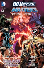 DC Universe vs. The Masters of the Universe # 6