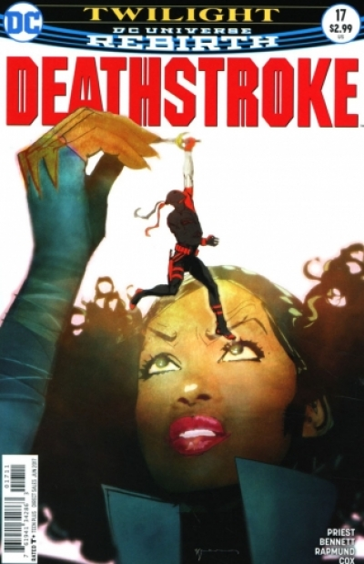Deathstroke vol 4 # 17