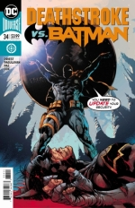 Deathstroke vol 4 # 34